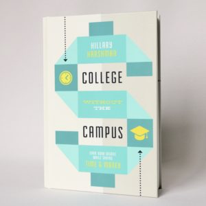 Hardcover College Without the Campus Open Book