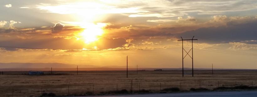 I-84 Sunset
