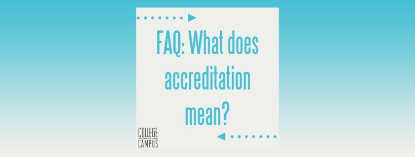 College Without the Campus FAQ #34